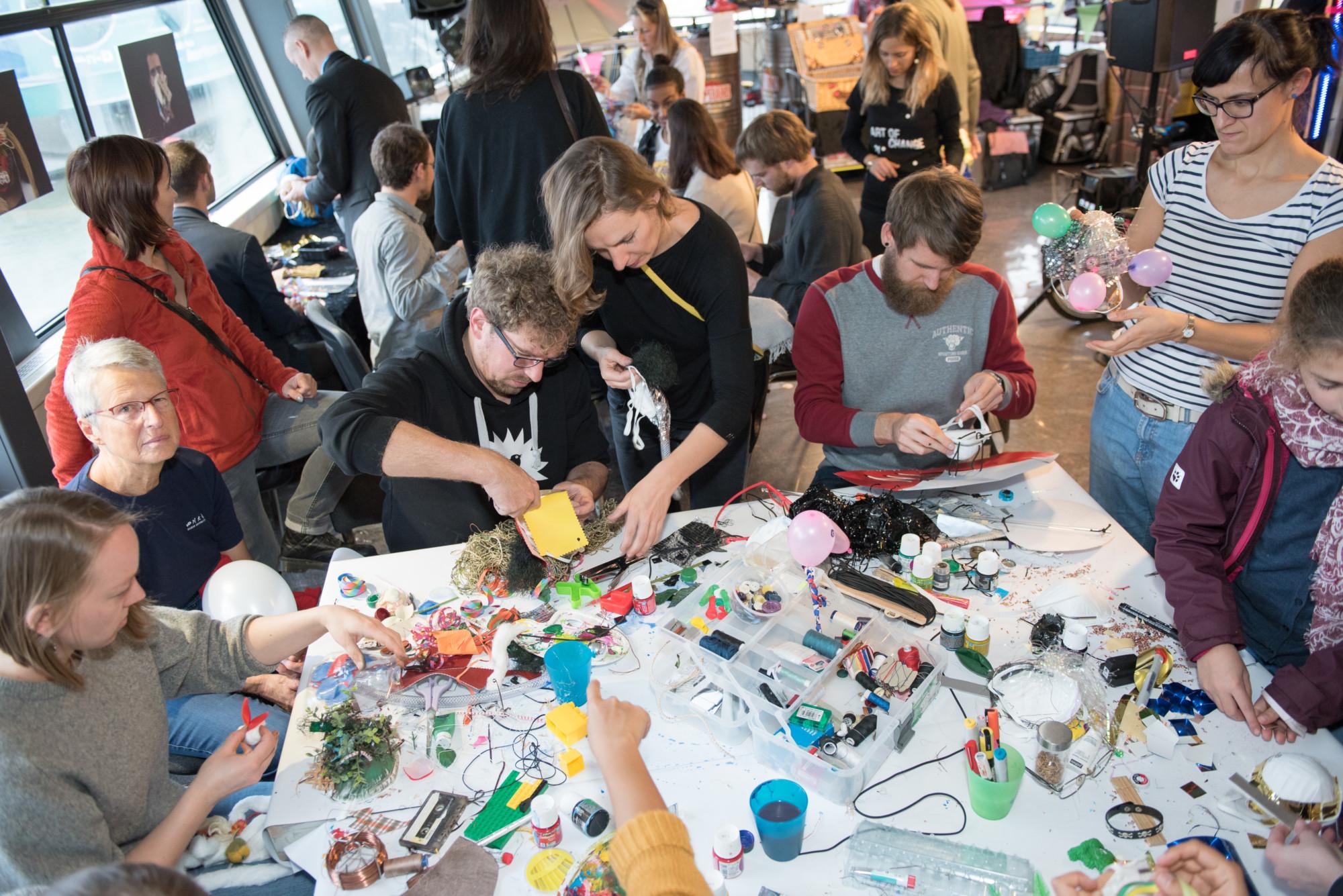 COP23 - Balade - Bonn - Atelier Maskbook